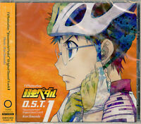 OST-YOWAMUSHI PEDAL O.S.T. 1-JAPAN CD G35