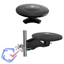 Maclean Antena TDT TV DVB-T Multidireccional 360º HDTV Interior Exterior FM UHF