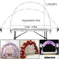 Balloon Arch Set Column Stand Base Frame Birthday Wedding Party Supplies Decor