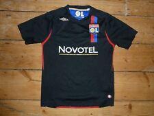 Edad 12-14 Años Olympique Lyonnais Lyon Fútbol Camiseta Maillot Maglla