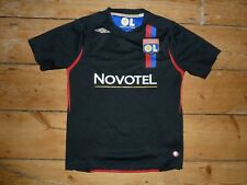 Edad 12-14 Años Olympique Lyonnais Lyon Fútbol Camiseta Maillot Maglla 3d959a5824b5d