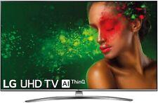 "TV Set | LG | 4K/Smart | 55"" | 3840x2160 | Wireless LAN | Bluetooth | webOS | 55"