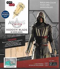 ASSASSIN'S CREED HIDDEN BLADE 3D Wood Model - The BAM! Box - 03/17 - #2