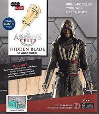 ASSASSIN'S CREED HIDDEN BLADE 3D Wood Model - The BAM! Box - 03/17