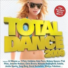 Total Dance 2009 by Various Artists (CD, Jun-2009, Thrive Records)