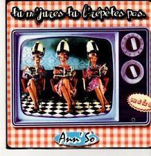 (BC662) Ann' So, Tu M'jures Tu L'répètes Pas '- 1998 CD
