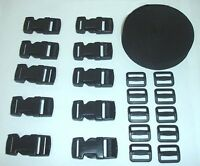 STRAPPING KIT 2 - Quick Release for Star Wars Stormtrooper Costume Armour