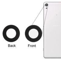 For Sony Xperia XA F3111 Rear Back Camera Glass Lens + Adhesive F3113 F3115