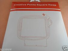 Petite Square Hoop 80x80mm PFAFF Creative 2.0/4.0 Vision Performance #821006096