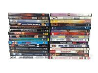 30 Movies DVD Lot Assorted Movies. Comedy Drama Action Foreign Random DVDs
