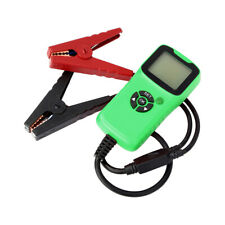 Car Battery Charger Tester Analyzer 12V 2000CCA Battery Voltage Test Charge C2I3