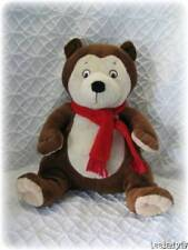 Kohl's Cares Plush Teddy Bear Sam From the Book You Can Do It Sam Book Go Along