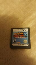 Nintendo DS Mario VS Donkey Kong 2 March of the minis game no case