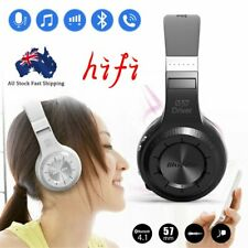 Bluedio Turbine Hurricane H Bluetooth 4.1 Wireless Stereo Headphones Headset