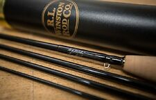 "NEW WINSTON NEXUS 586-4 8' 6"" #5 WEIGHT FLY ROD WOOD SEAT MADE IN USA FREE LINE"