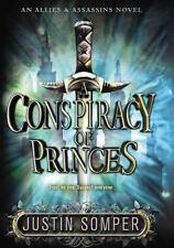Allies & Assassins: A Conspiracy of Princes 2 - Justin Somper Hrdcvr 1ST US ED