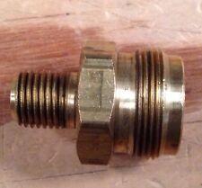 "F 273755 Mr Heater, 1/4 Male Pipe Treads x 1""20 Male Throwaway Cylinder Treads"