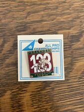 1998 - 123rd Preakness Stakes Official Lapel Pin - With Original Packaging
