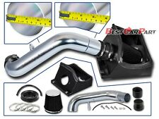 BCP BLACK 2011 2012 2013 2014 Ford F150 5.0L V8 Heat Shield Cold Air Intake