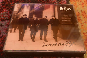 The Beatles - Live At The BBC 2 CD Box 1994