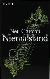 Niemalsland: Roman von Gaiman, Neil   Buch   Zustand gut