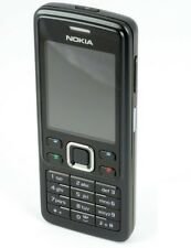 Nokia 6300 - Black (Unlocked) Mobile Phone