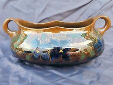 "Antique high glazed ""Zenith""  ,Gouda, jardiniere  / planter   Free shipping !!"