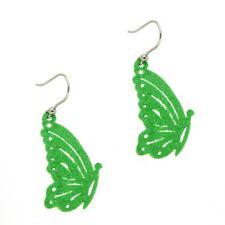 ORIGINAL THY Earrings FLUO Female Butterfly - FLU2V