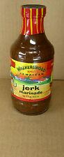 500ml Spicy Jamaican Jerk Marinade von Walkerswood aus Jamaika