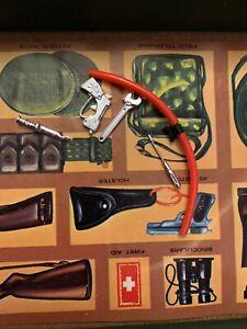 Gi Joe Mego Vintage Knife And Tools??