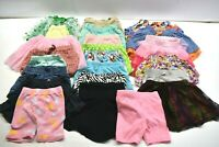 Lot of 23 Wholesale Mixed Brands Baby Girls Toddler 2T Summer Shorts Skirts