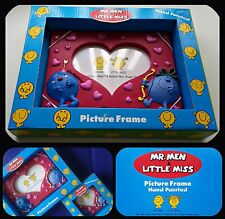 BOGOFF FREE OFFER MR MEN LITTLE MISS Collectable Ceramic Photo Frames RRP £24