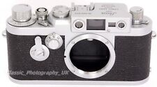 Leica IIIG Leica 3g - TOP of the LTM-Line 35mm Rangefinder Camera Body (NO LENS)