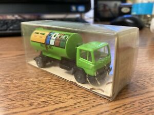 Wiking Modellbau Recycling Container LKW Truck New in Box - Germany - 1:87