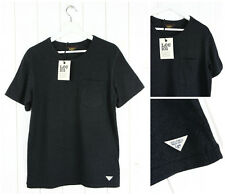NEW  LEE 101 TEES T-SHIRT  BLACK/GREY ONE POCKET VINTAGE  S/M/L/XL/XXL