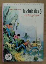 BR - LE CLUB DES 5 ET LES GITANS - Enid Blyton - 1974 - club des cinq
