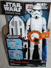 "New 12"" Stormtrooper Interactech Action Figure Rogue One Star Wars Story FX App"