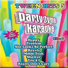 CD musicali pop rock per Karaoke various