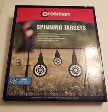 Crosman Spinning Pellet Targets Airgun BB Paintball Airsoft Shooting