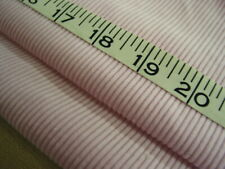 """676 Corduroy Cotton Baby Pink 9 Wale 58"""" W 2 Yds"""