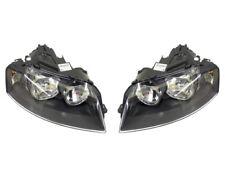 Pair Set of 2 Magneti Marelli Halogen Headlight Assemblies For Audi A3 Quattro