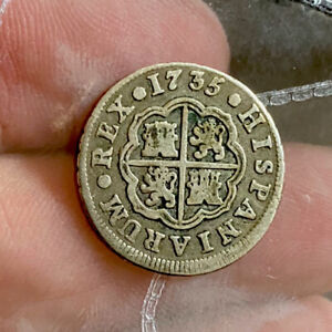 Spain Silver Real 1735