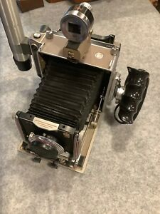 Linhof Super Technika IV 4x5 package with numerous accessories