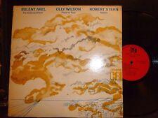 Bulent Arel / Olly Wilson / Robert Stern LP NM/VG+ CRI 264