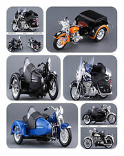Harley-Davidson Diecast Motorcycles & ATVs with Unopened Box
