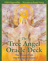 The Tree Angel Oracle Tarot CARD DECK + Booklet