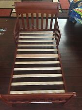 Toddler Bed With Mattres Baby Relax Furniture Bedroom Kids Crib  New Free Shipp.