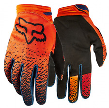 Fox Racing 2016 Youth MX Dirtpaw Race Black Motocross Dirt Bike Kids Gloves S