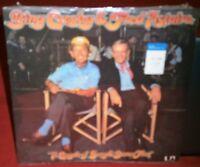 BING CROSBY & FRED ASTAIRE A COUPLE OF SONG AND DANCE MEN UAS 29888 VINYL LP