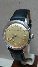 Rare Carter-Matic Mimo Watch Co. Automatic Wristwatch - cal. AS 1361N